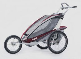 Thule CTS CX1 Disc Burgundy