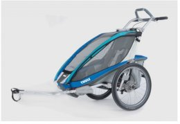 Thule CTS CX1 Disc Blue